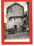 Cpa 06 CAGNES (env. De Nice) - La Rue De La Goulette - Cagnes-sur-Mer