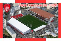 CP.STADE . BREST -29- FRANCE STADE FRANCIS LE BLE   # CS. 592 - Voetbal