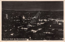 Cartolina Stuttgart Stadt Der Auslandsdeutschen 1939 - Cartoline