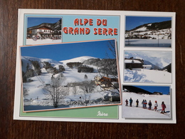 L21/1001 Alpe Du Grand Serre . Multivues - Autres Communes