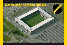 CP.STADE .   BREDA  PAYS-BAS  RAT VERLEGH STADION  # CS. 584 - Voetbal