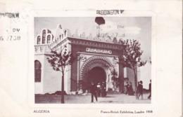AO86 Algeria, Franco British Exhibition, London 1908 - Exhibitions