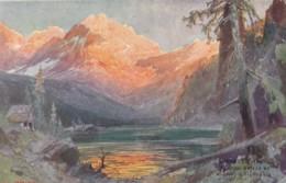 AO86 Empress Hall, Tyrolian Village, IR Austrian Exhibition 1906 London - Esposizioni