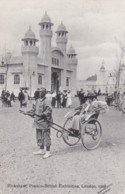 AO86 Rickshaw, Franco British Exhibition, London, 1908 - Exhibitions