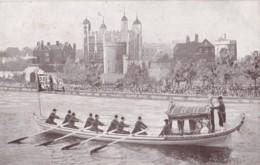 AO86 Royalty - The Royal Barge - Royal Families