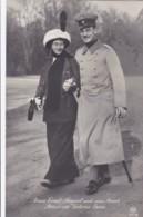 AO86 Royalty - Prinz Ernst August Und Seine Braut, Prinzessin Victoria Louise - Royal Families