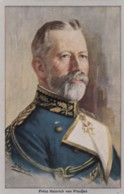 AO86 Royalty - Prinz Heinrich Von Preussen - Royal Families