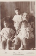 AO86 Royalty - Germany, Unser Kaiser Mit Seinen Enkeln - Royal Families