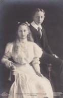 AO86 Royalty - Germany, Prinz Joachim U. Prinzessin Victoria Luise Von Preussen - Royal Families