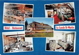 ¤¤   -   HAUTE-GOULAINE    -  Hôtel De La Lande Saint-Martin  -   Multivues -   ¤¤ - Haute-Goulaine