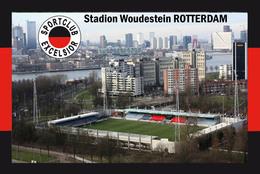 CP.STADE .    ROTTERDAM  PAYS-BAS  STADION WOUDESTEIN    # CS. 579 - Voetbal