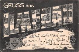Cartolina Ilmenau Gruss Aus 1905 - Cartoline