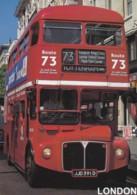 AR44 Transport - London Bus, Route 73 - Buses & Coaches