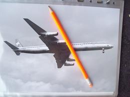 FOTOGRAFIA AEREO DOUGLAS  DC8 / 63  BALAIR  HB-IDZ - Aviation