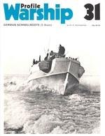 MARINA Warship Profile 31 - German Schnellboote - DOWNLOAD - Italia