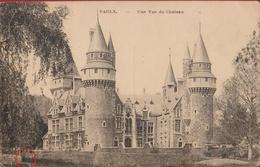 Faulx Une Vue Du Chateau Gesves Kasteel Province De Namur - Ottignies-Louvain-la-Neuve