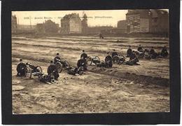 CPA Voiture à Chiens Attelage Belgique Belgia Militaria Circulé - Guerra 1914-18