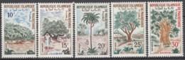 Du N° 227 Au N° 231 De Mauritanie - X X - ( E 515 ) - Trees