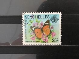 Seychellen - Vlinders (25) 1988 - Seychelles (1976-...)