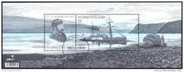 Finland 2008 Blok Nordenskiold GB-USED - Oblitérés