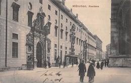 Cartolina Munchen Residens Anni '10 - Cartoline