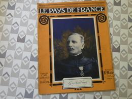 PAYS DE FRANCE N°32. 27/5/15. MAUD'HUY. BORDS DE L'YSER. CAMP METZ. ARTOIS.  LUSITANIA. LORRAINE. CANON REVOLVERS. DIABL - Français