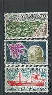 Timbres N° 52-67-69.valeur 8 € - Neufs