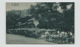 ROUTE DE CEINTURE DU LAC EXPOSITION COLONIALE 1931 LA TERRASSE P. BEILLARD - Hotel's & Restaurants