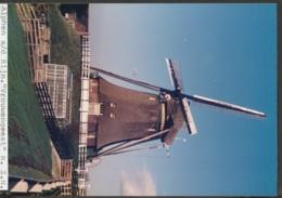 """Alphen A/d Rijn. Molen """"Vrouwengeest""""- Foto, Windmill - Alphen A/d Rijn"""