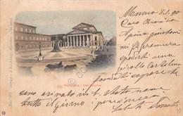 Cartolina Munchen Hof Theater 1900 - Cartoline