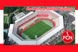 CP.STADE .  NURNBERG  ALLEMAGNE   MAX-MORLOCK  STADION   # CS. 561 - Soccer