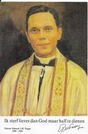 Moerzeke  Priester Eduard J. M. Poppe - Hamme