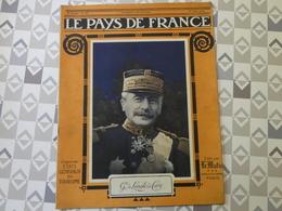 PAYS DE FRANCE N°35. 17/6/15. LANGLE DE CARY. CUISINE. SENEGALAIS. ARGONNE. CARENCY. ZEPPELIN. DISTRACTION .VOSGES. - Français