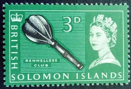 Salomon Solomon 1965 Club Yvert 115 ** MNH - Salomonen (...-1978)