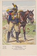 Uniformes Du 1er Empire Cuirassier Du 10eme Régiment 1812 ( Tirage 400 Ex ) - Uniforms