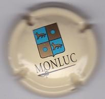 CAPSULE MOUSSEUX MONLUC - Placas De Cava