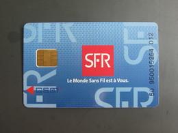 SFR GSM SIM Card - Frankrijk