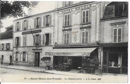 SAINT-MAUR-DES-FOSSES 94 VAL DE MARNE 35 LA GENDARMERIE EDIT. BF - Saint Maur Des Fosses