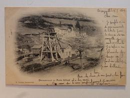 12 DECAZEVILLE  Carte Précurseur En Très Bel état - Puits Alfred  DEN887 - Decazeville