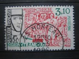 FRANCE    N° 2311 - OBLITERATION RONDE - Francia