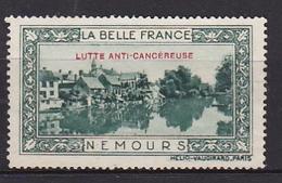 France Erinophilie LA BELLE FRANCE NEMOURS Lutte Anti-cancéreuse - Autres