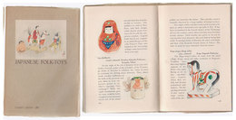 JAPAN    Janese Folk-toys   1939 - Exploration/Travel