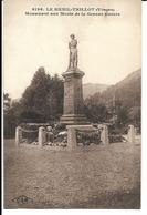 88 - Le Ménil-Thillot - Monument Aux Morts De La Grande Guerre - France
