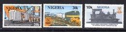 Serie Nº 382/4 Nigeria - Nigeria (1961-...)