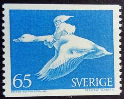 Suède Sweden Sverige 1971 Animal Oiseau Bird Canard Duck Yvert 707 ** MNH - Ongebruikt
