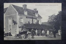 VOITURE - Carte Postale - Voiture Devant L 'Hôtel Du Lion D'Or à Pont L 'Evêque - L 36052 - Turismo