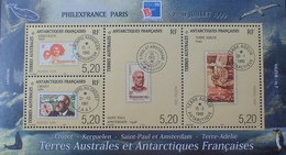 R1615/252 - 1999 - TAAF - BLOC N°3 NEUF** - Blocs-feuillets