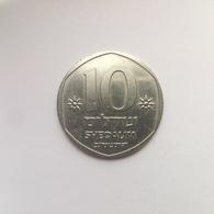10 Sheqalim Münze Aus Israel Von 1982 (vorzüglich) - Israel