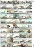 Marshall Islands,  Scott 2019 # 649, Issued 1997,  Sheeet Of 50,  MNH,  Cat $ 20.00 - Marshall Islands
