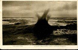 007578  Helgoland - Sturm (Bildung Einer Wasserhose)  1917 - Helgoland